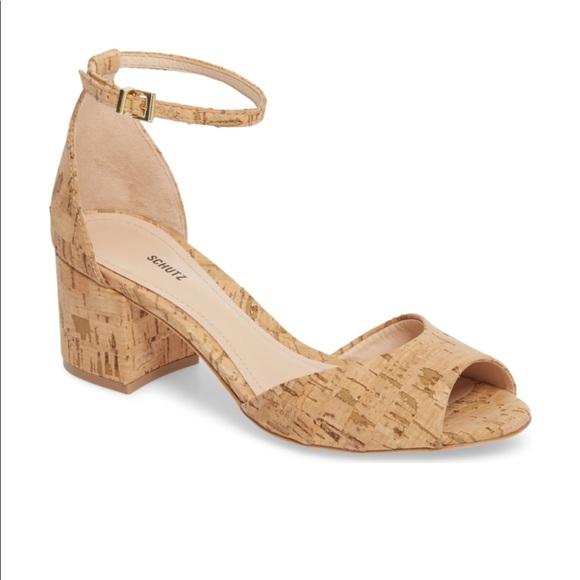 8ee56f3d35f Schutz Roama Ankle Strap Sandals